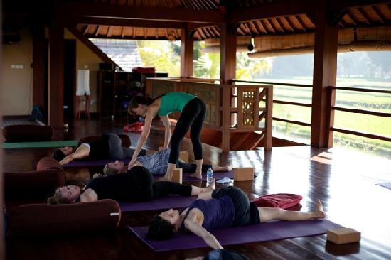 Soulshine Bali: Amazing Yoga studio