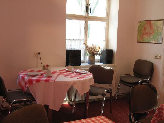 Casa Baciu: comedor
