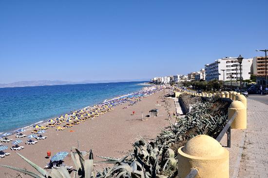 كيبريوتيس رودز هوتل - للبالغين فقط: beach