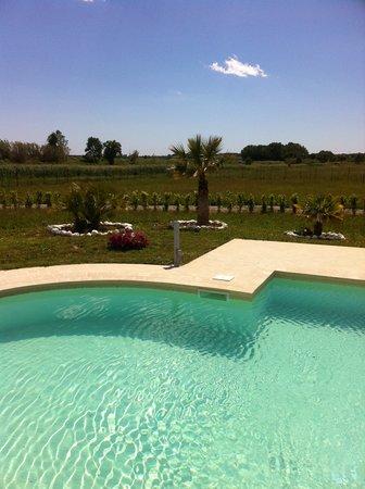 La Siegia: piscina