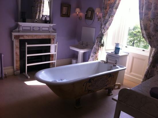 Mauve room picture of castle leslie estate glaslough Mauve bathroom