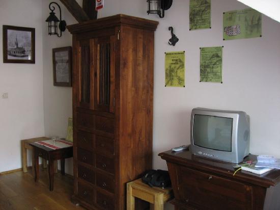 Pension am Schneiderturm: habitacion
