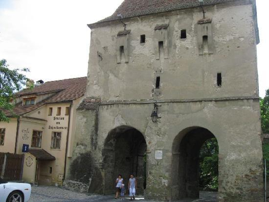 Pension am Schneiderturm: Exterior