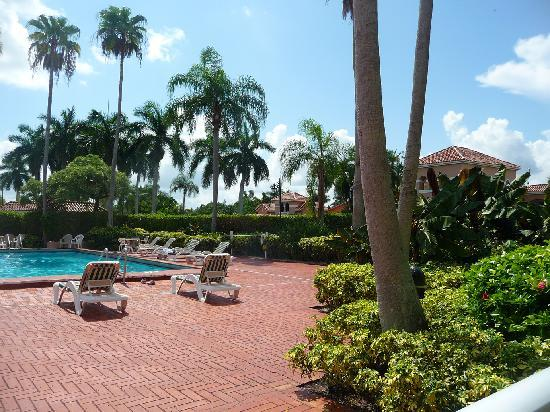 Grand Palms Hotel, Spa and Golf Resort : Pool