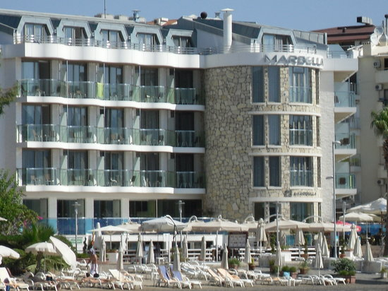 The Hotel Marbella