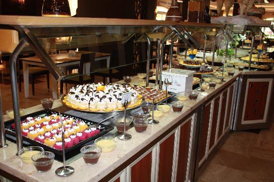 Otium Eco Club Side: une petite partie de l'immense buffet