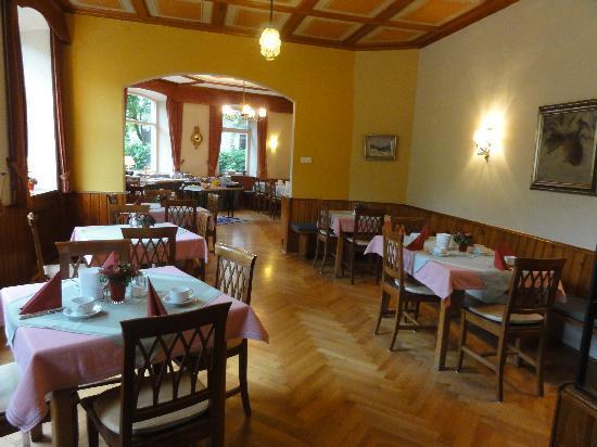 Hotel Johannisbad: Yet more dining area