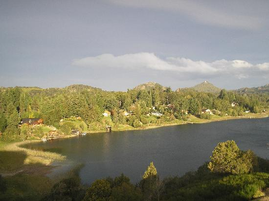 San Carlos de Bariloche, Argentina: vista desde el Hotel
