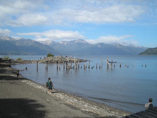 San Carlos de Bariloche, Argentina: isla victoria
