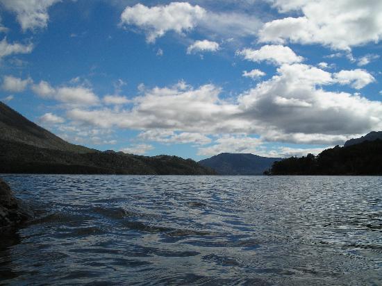 San Carlos de Bariloche, Argentina: lago Nahuel Huapi
