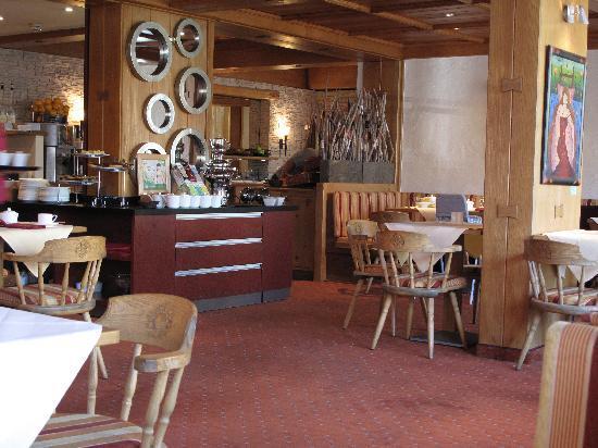 Hotel Sonne: Sala Colazione