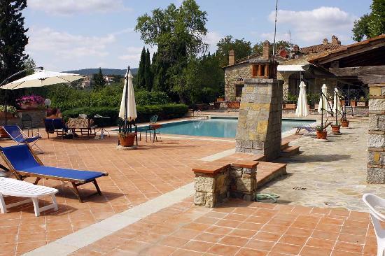 Residence Villa Miranda/Santa Cristina: piscina