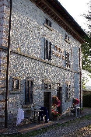 Residence Villa Miranda/Santa Cristina: podere
