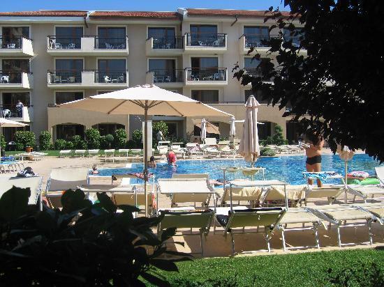 Club Hotel Miramar: utsikt fra vårt hotelrom