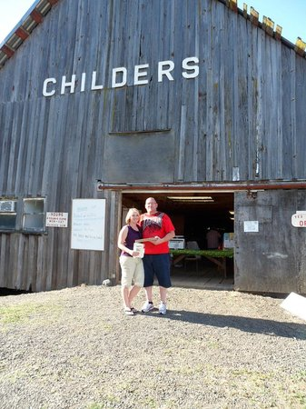Childers' Raspberry Farm