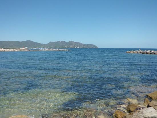 Protur Floriana Resort: Cala Bona Beach