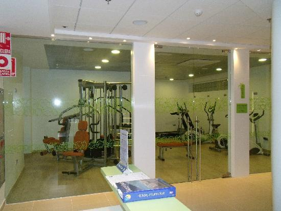Riviera Beachotel: Gym
