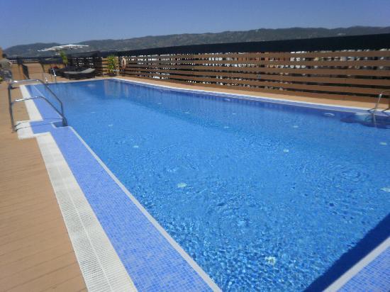 Eurostars Palace: piscina