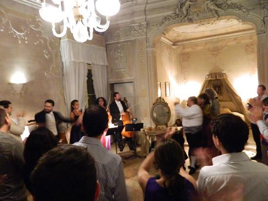 Musica A Palazzo: Opera