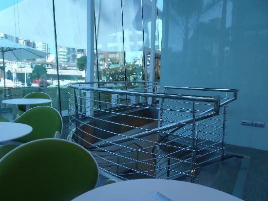 Riviera Beachotel: Reception Area