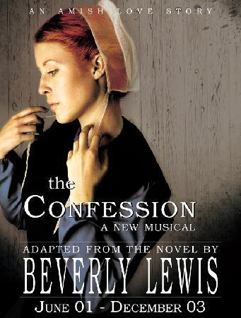 Blue Gate Theatre: The Confession: An Amish Love Story