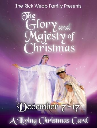 Blue Gate Theatre: The Glory & Majesty of Christmas