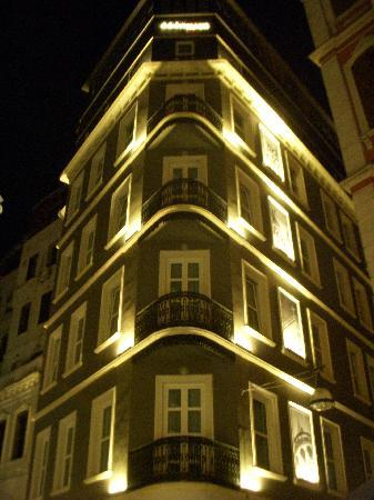 ODDA Hotel: Hotel Exterior
