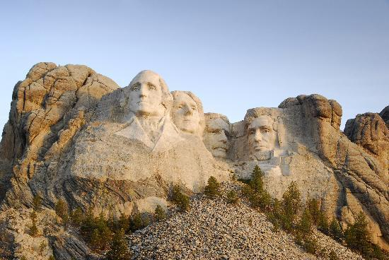 Νότια Ντακότα: Mount Rushmore National Monument