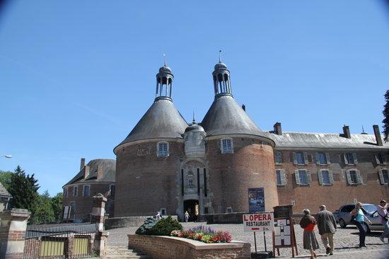 Chateau de Saint-Fargeau