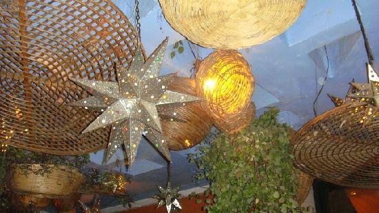 La Valentina : La decoración... buena.
