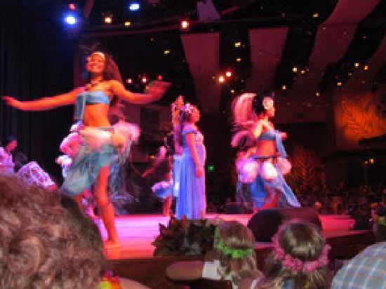 Seafire Inn: All the dancers were wonderful