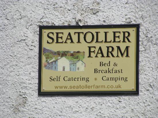 Seatoller Farm B&B