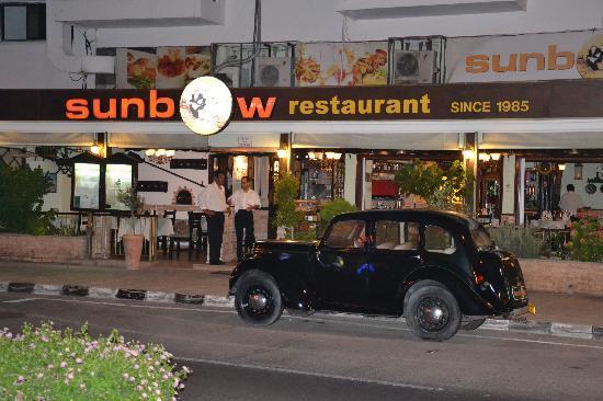 Sunbow Restaurant: Restaurant Entrance