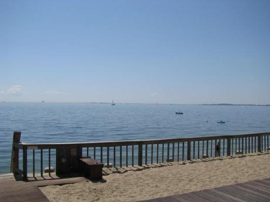 Crow's Nest Resort: Ocean View