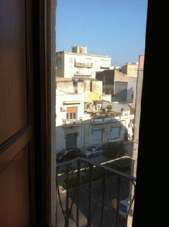 La Borgata: vista dal balcone