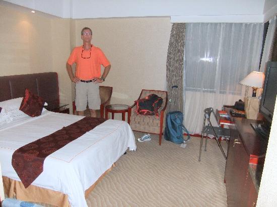 Vienna Hotel (Shanghai Xujiahui Hengshan Road): our room