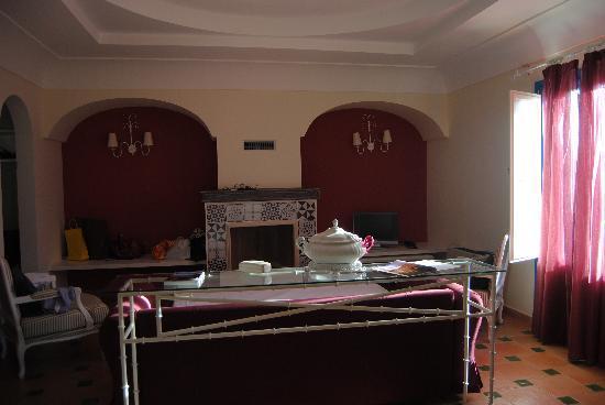 Residence Marsa Sicla: Soggiorno
