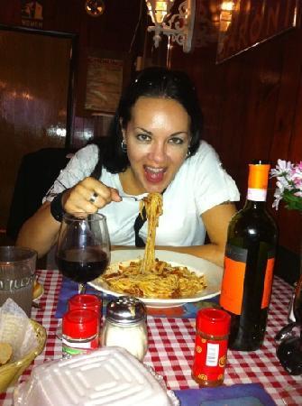 Roncone's: yummy!!!