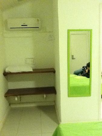 Pousada Bucaneiro: habitacion