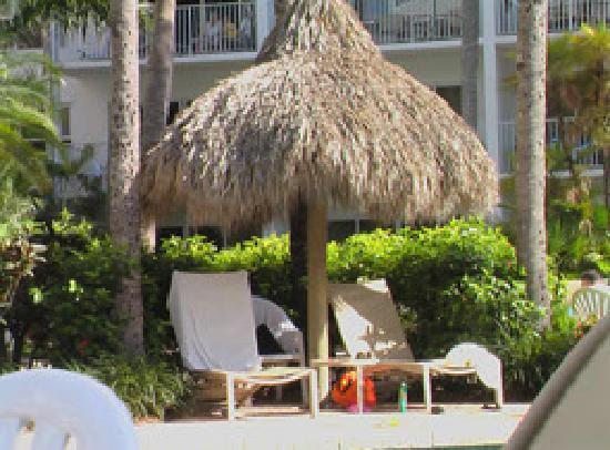 Lago Mar Resort and Club: my favorite spot by pool area