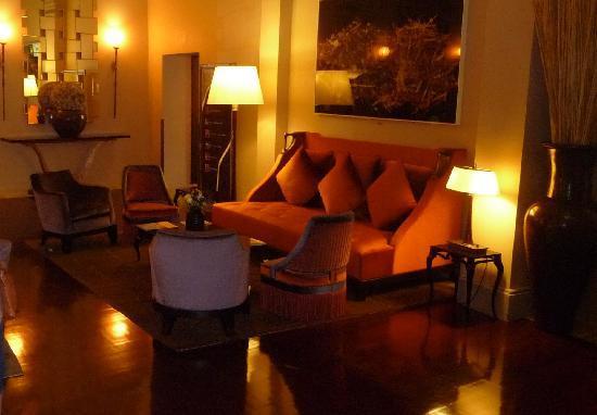Hotel L'Orologio: Lobby