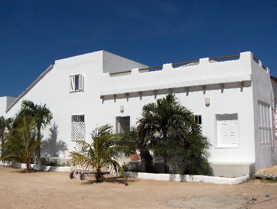 Villa Caracol: la fachada