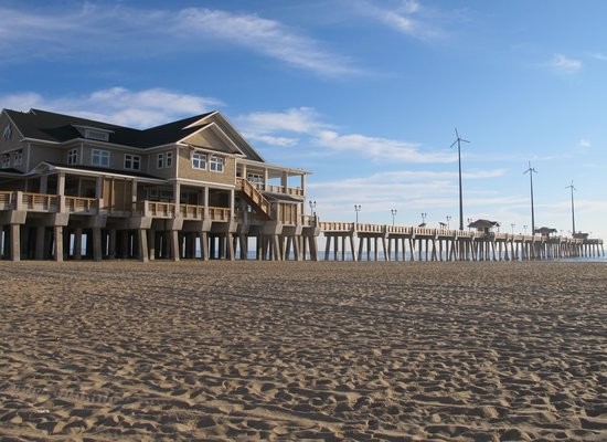 Nags Head, Carolina del Norte: Jeannette's Pier