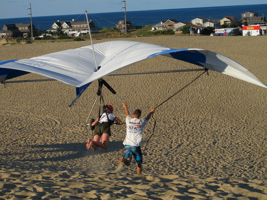 ‪Kitty Hawk Kites Hang Gliding School‬