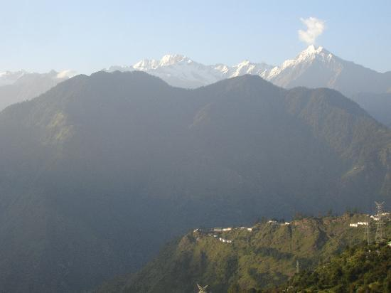 The Srikhand (HPTDC): View from Balcony