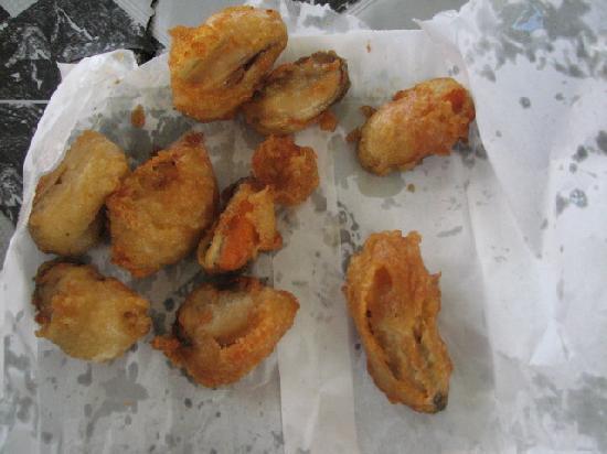 Palace Takeaways: Deep fried muscles