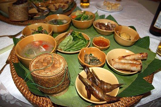 Kualao Restaurant: セットメニュー
