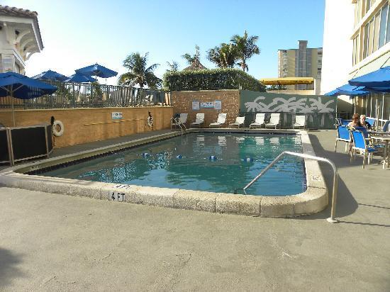 Courtyard By Marriott Fort Lauderdale Beach Reviews