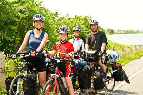 Belleville, Canada: Cycling The Great Waterway