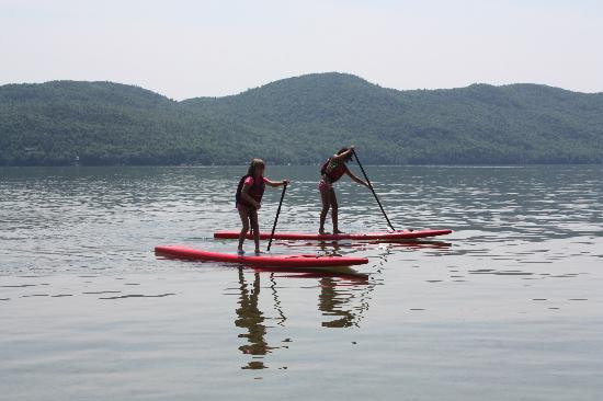 Kayak Excursions: Stand up Paddleboarding